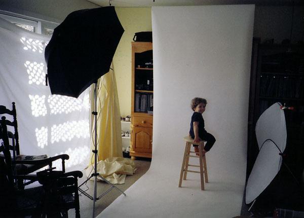 Как сделать фотостудию у себя дома 227